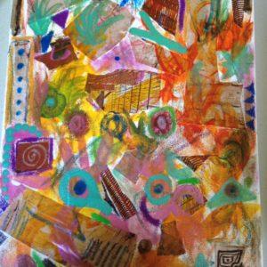 creating with spirit art