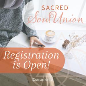 Sacred Soul Union Registration is Open
